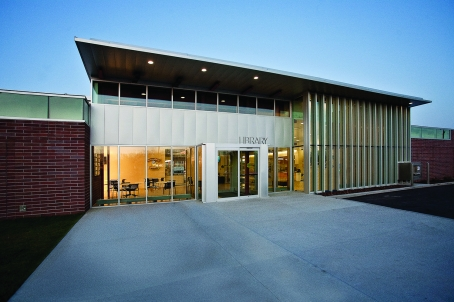 Prescott muir architects weber county library pleasant for Prescott architects